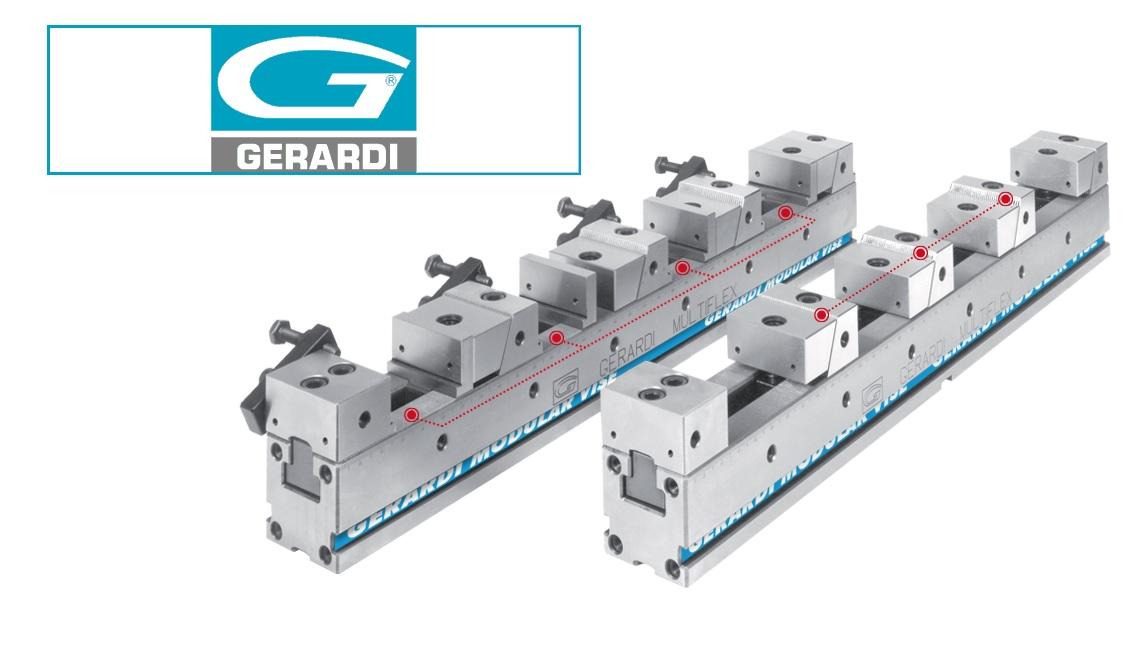 Morse modulari e prese pezzo Gerardi